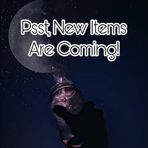 Other - New Items!